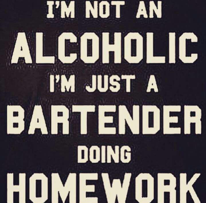 Bartender life