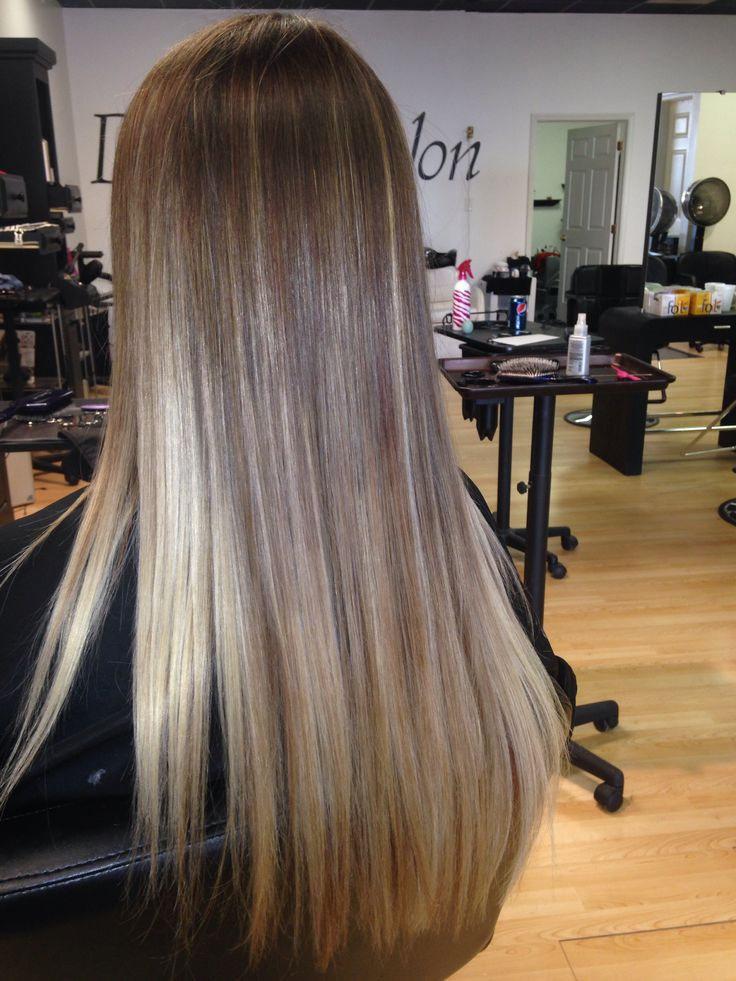 Ash Blonde Ombre Www Dejavu315 Com Hair Ideas
