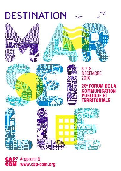 Destination Marseille   Cap'Com, Le réseau de la communication publique et territoriale