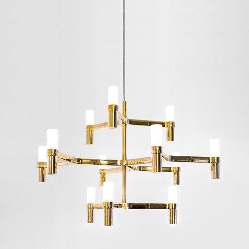 crown minor suspension modern chandelier lighting ideas rh pinterest com