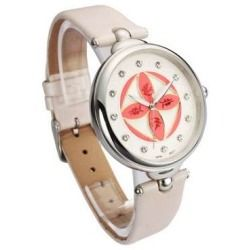 Review CASIMA Ethnic Style Fashion Women Watch White leather Strap GX-102-SL18/SL8 price - Movement: Japan imported movement Material: imported from Switzerland to strengthen mineral glass mirror 316L stainless steel sheet reinforced Features: 3-pin timing calendar luminous Dimensions: Case 35mm thickness of 9.9mm weighs about 45.0g Logo: The surface of the...