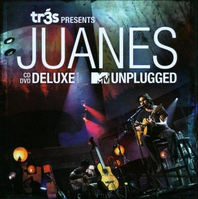 TR3S Presents Mtv Unplugged Juanes (CD/Dvd) (Deluxe Edition)