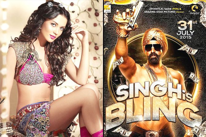 Watch Online Movie: Watch Singh Is Bliing movie
