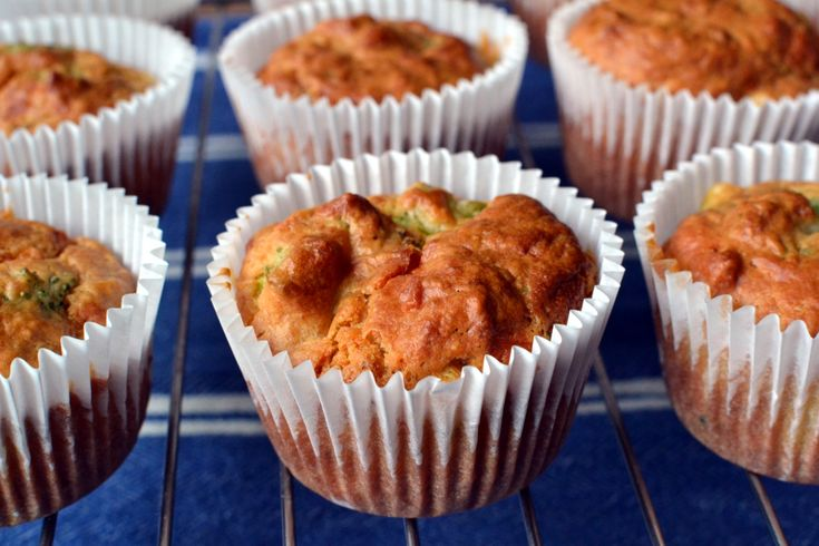 Delicious broccoli, sweetcorn and cheese muffins full of veggies, perfect for baby-led weaning, lunches or as a snack