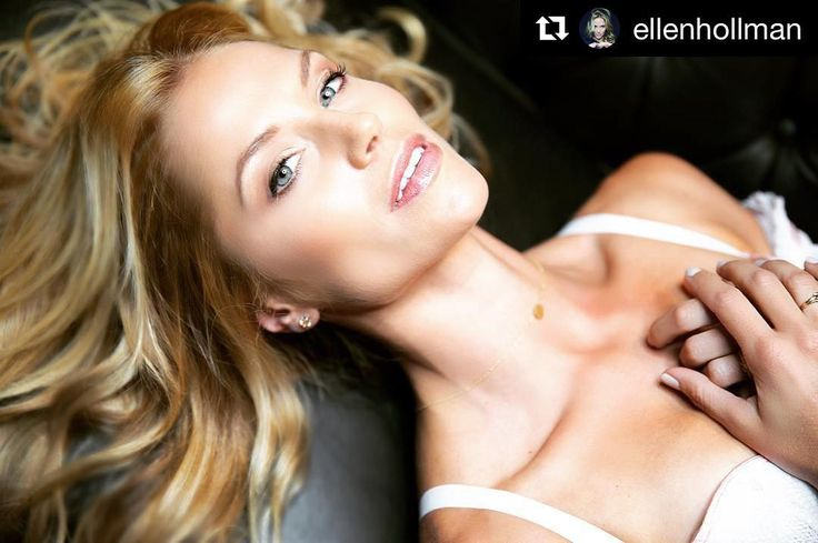 """Actress Ellen Hollman photographed at the #CinematicPix Gallery will feature in the new Women of Sci-fi book this year! #Repost @ellenhollman """"Can't Take My Eyes Off You """" by the amazing @dennydenn"""