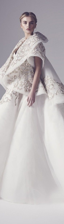 ℳiss Giana's Gorgeous Gowns ♛ ♛ Poppy Pea Spring 2016 Haute Couture Ashi Studio