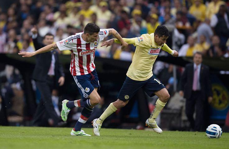Clásico Chivas vs América: Comparación entre aficiones según Ticketbis - http://webadictos.com/2015/04/24/clasico-chivas-vs-america-aficiones/?utm_source=PN&utm_medium=Pinterest&utm_campaign=PN%2Bposts