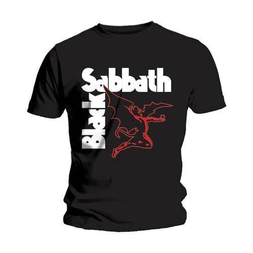 Black Sabbath Creature T-Shirt – Famous Rock Shop