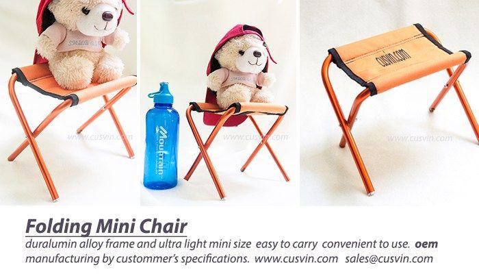folding mini chair cusvin.com #foldingChair #leisure #giftItems