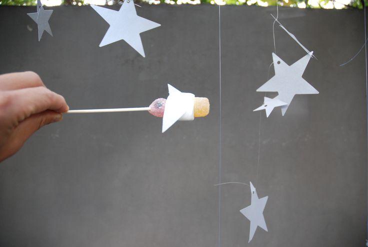 rocket marshmallow