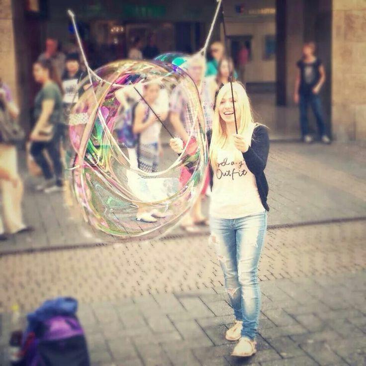 BibisBeautyPalace #bubble