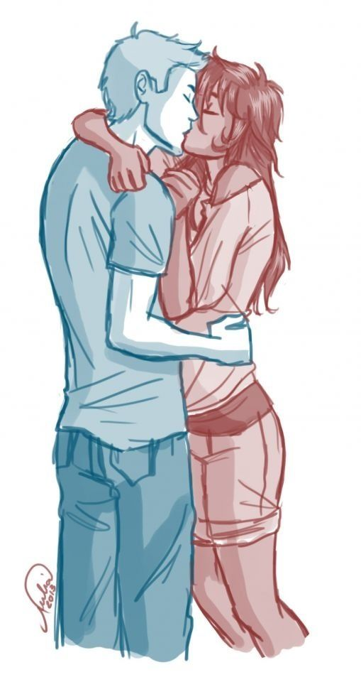 Piper Mclean and Jason Grace | Percy Jackson/ The heroes ...