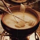 Basic Fondue Recipe (We tried this last night and it was yummy. Most of the recipes I had tried before had too much of a wine taste for our liking.) #fondue #recipe #cheese