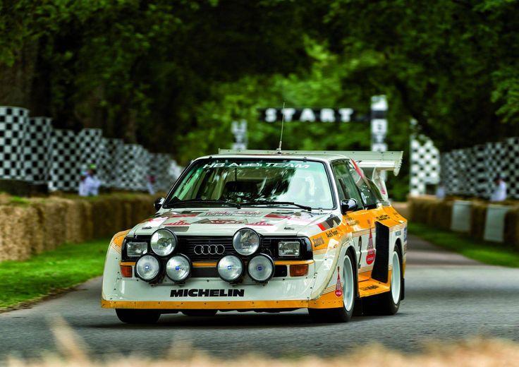 Audi Quattro S1 E2 Group B (1985-86)