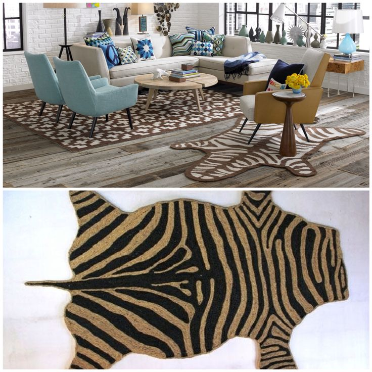 M s de 10 ideas incre bles sobre alfombras de cebra en - Alfombras de cebra ...