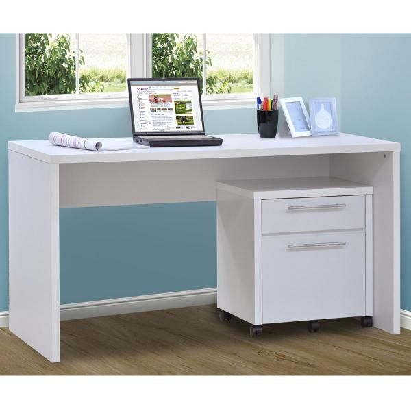 Tamara Desk Two Drawer Cabinet Home Office Work