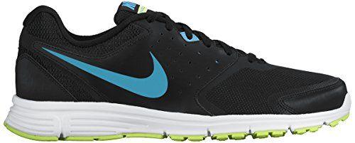 Nike Nike Revolution EU Herren Laufschuhe Herren Laufschuhe, Schwarz (Black/Blue Lagoon-Volt-White), 40 - http://uhr.haus/nike/40-eu-nike-revolution-herren-laufschuhe