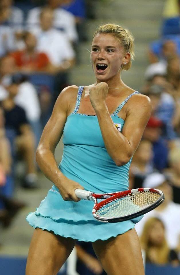 Camila Giorgi 2013 U S Open Tennis