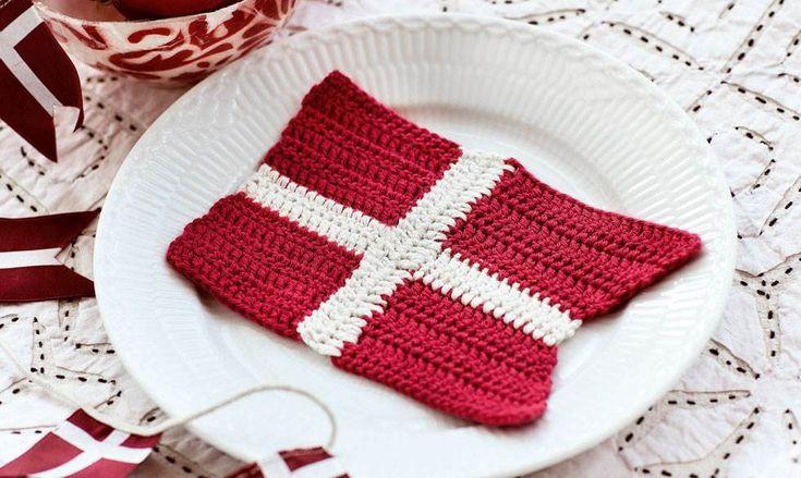 Hæklet flag