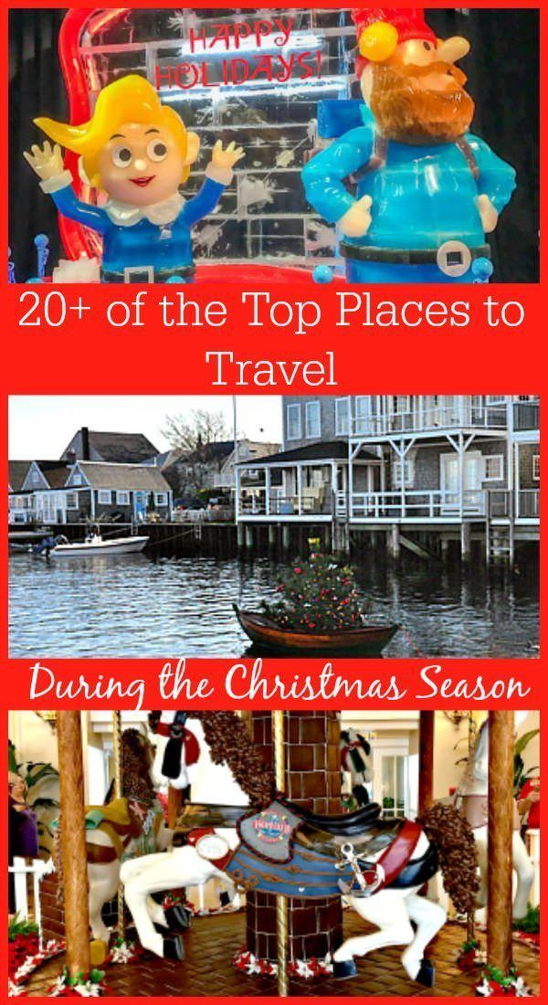 2231 best where to go on vacation with kids images on for Best cities to visit at christmas in the us