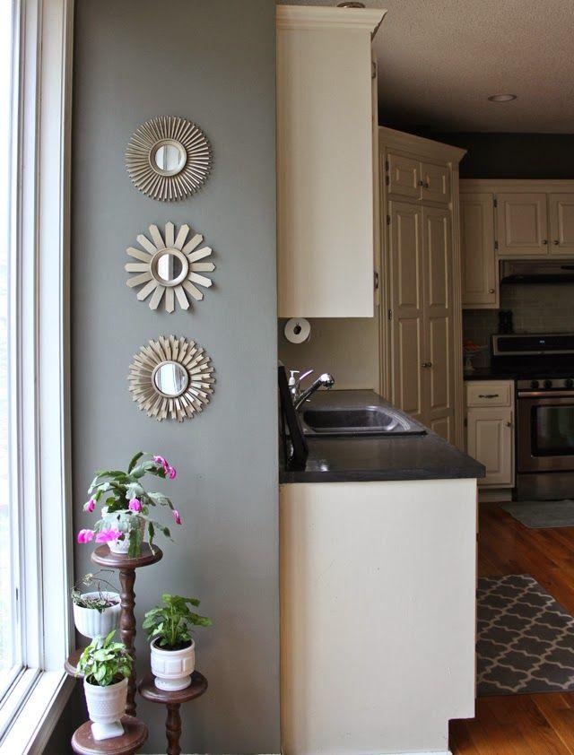 Wall Paint Martha Stewart Thunderhead Living Room Paint Color Ideas Pi