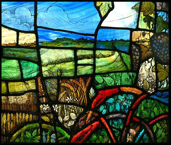 Wiltshire Landscape Detail by Andrew Taylor