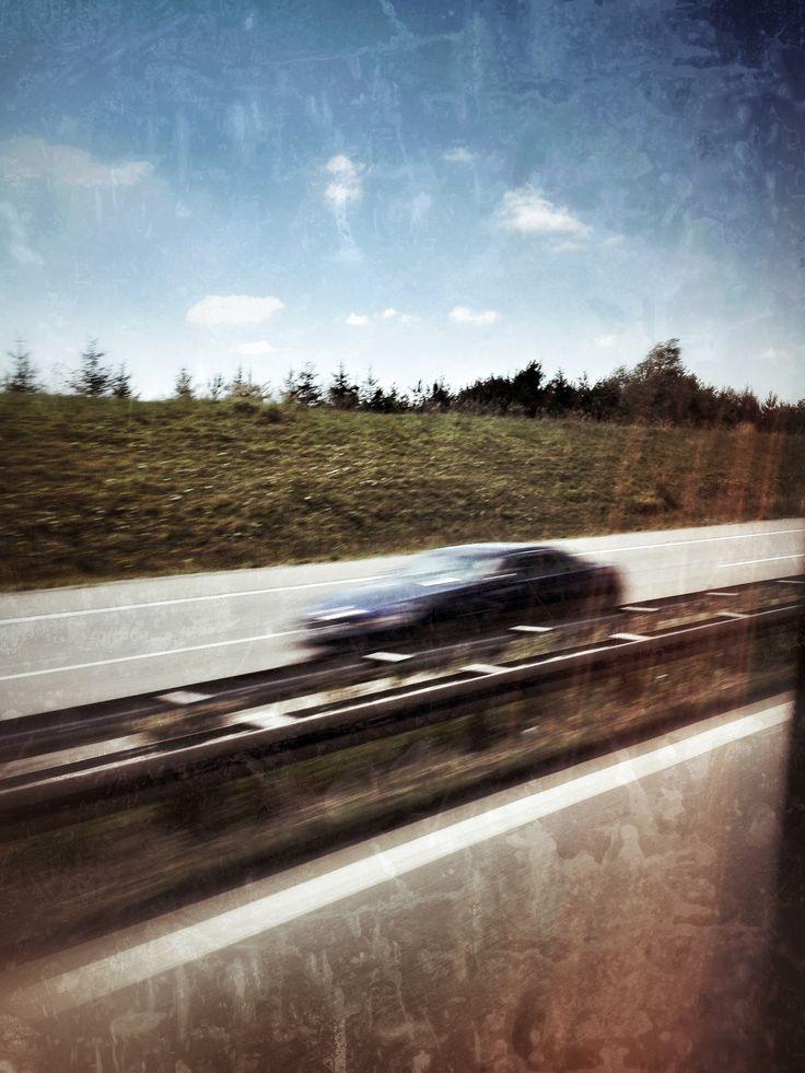 Unterwegs in die Schweiz ;)