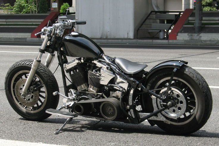 ハーレー '90 FLSTC1340 エボリューション Harley