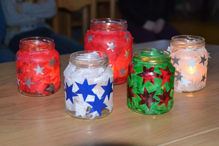 jars full of christmas
