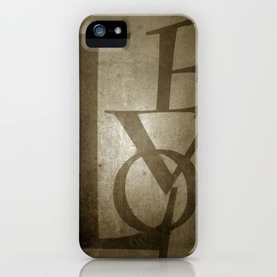 Love iPhone & iPod Case by Fine2art - $35.00