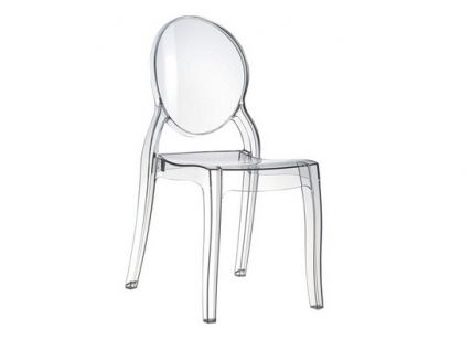 Καρέκλα ακρυλική διάφανη   puzzlehome