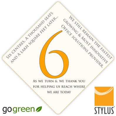 Stylus steps into its 6th year and continues to