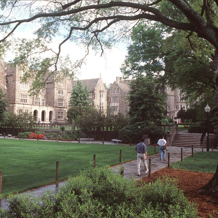 Save for my son's college education...Duke University