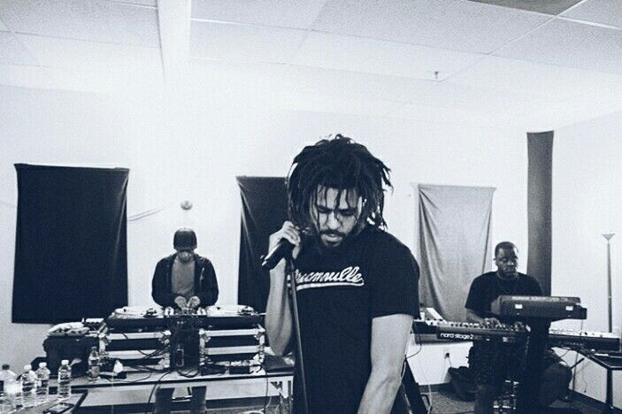 J Cole, Dreamville, Cole World