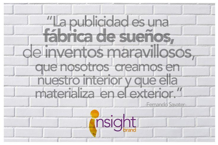 La imaginación es nuestra inspiración. #Frases