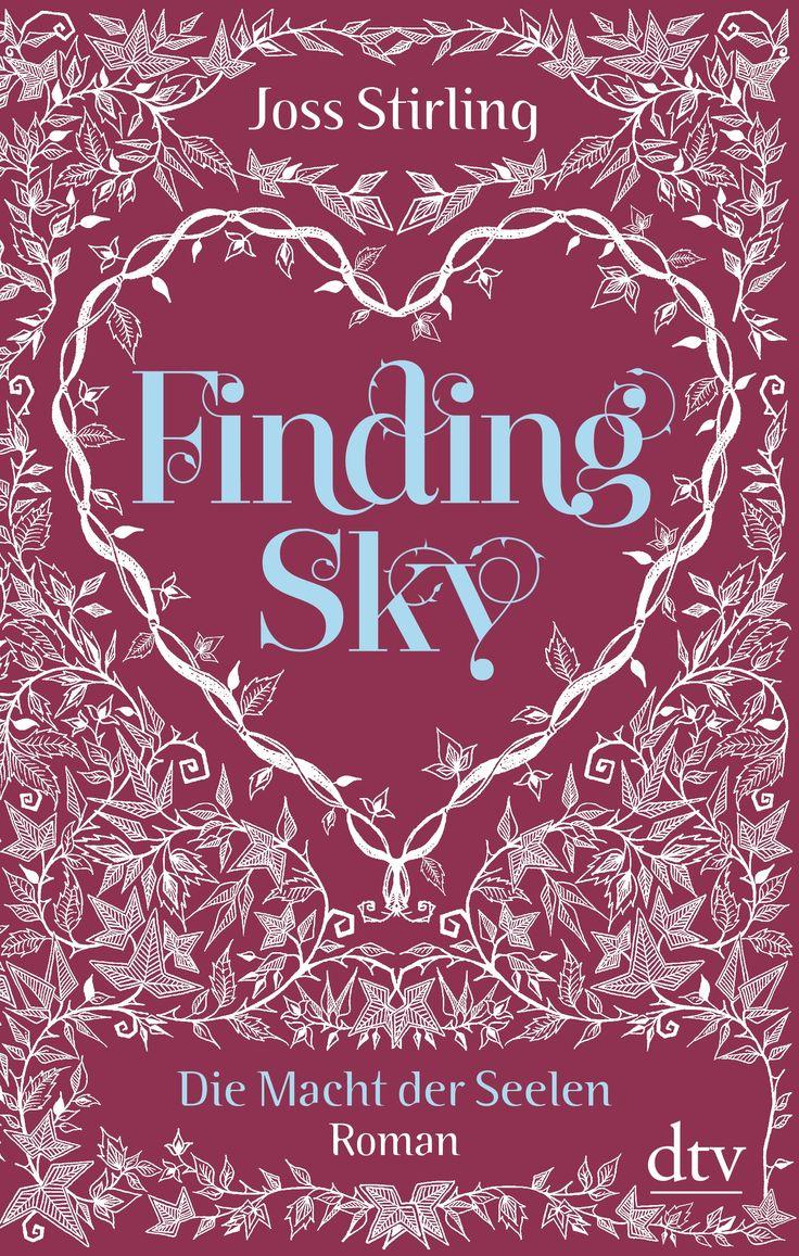 """Vaizdo rezultatas pagal užklausą """"Finding Sky: Die Macht der Seelen von Joss Stirling"""""""