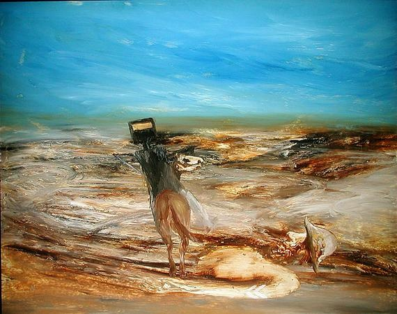 Ned Kelly by Sidney Nolan