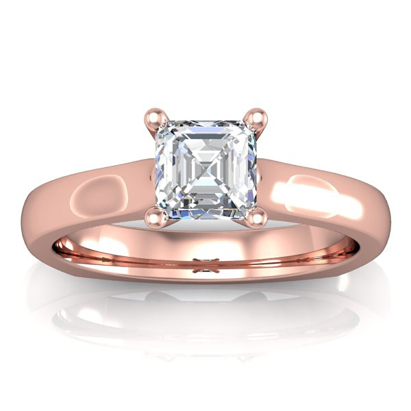 53 best images about Rose Gold Engagement Rings on Pinterest