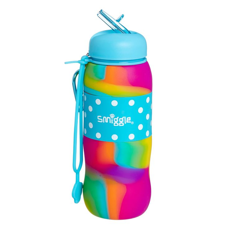 2Tone Silicone Roll Bottle | Smiggle UK