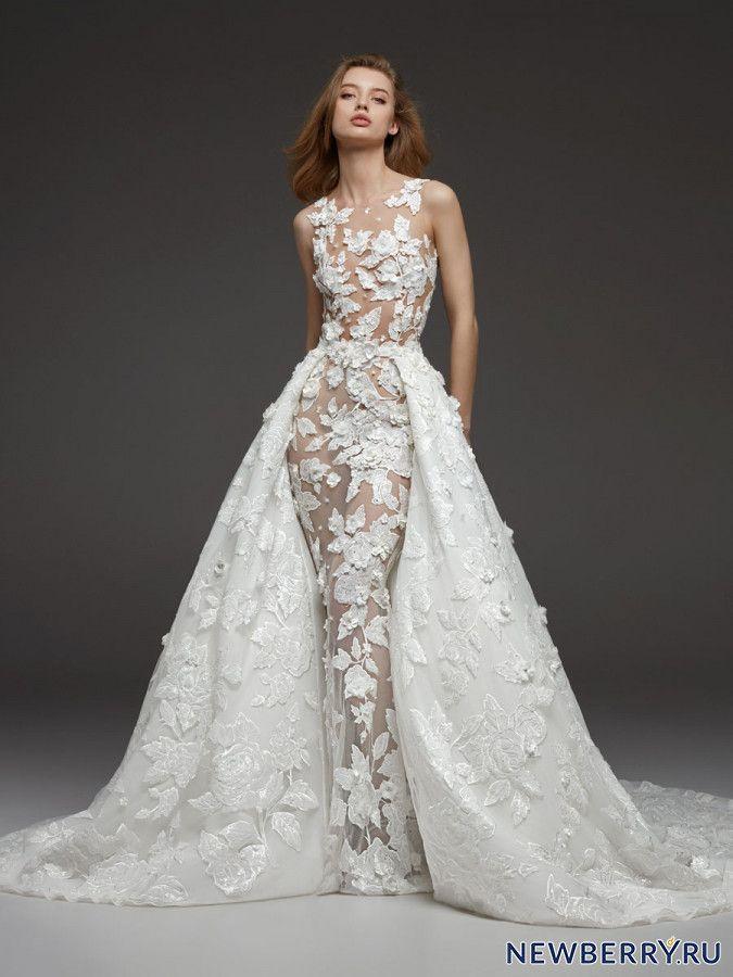Свадебные платья Atelier Pronovias …