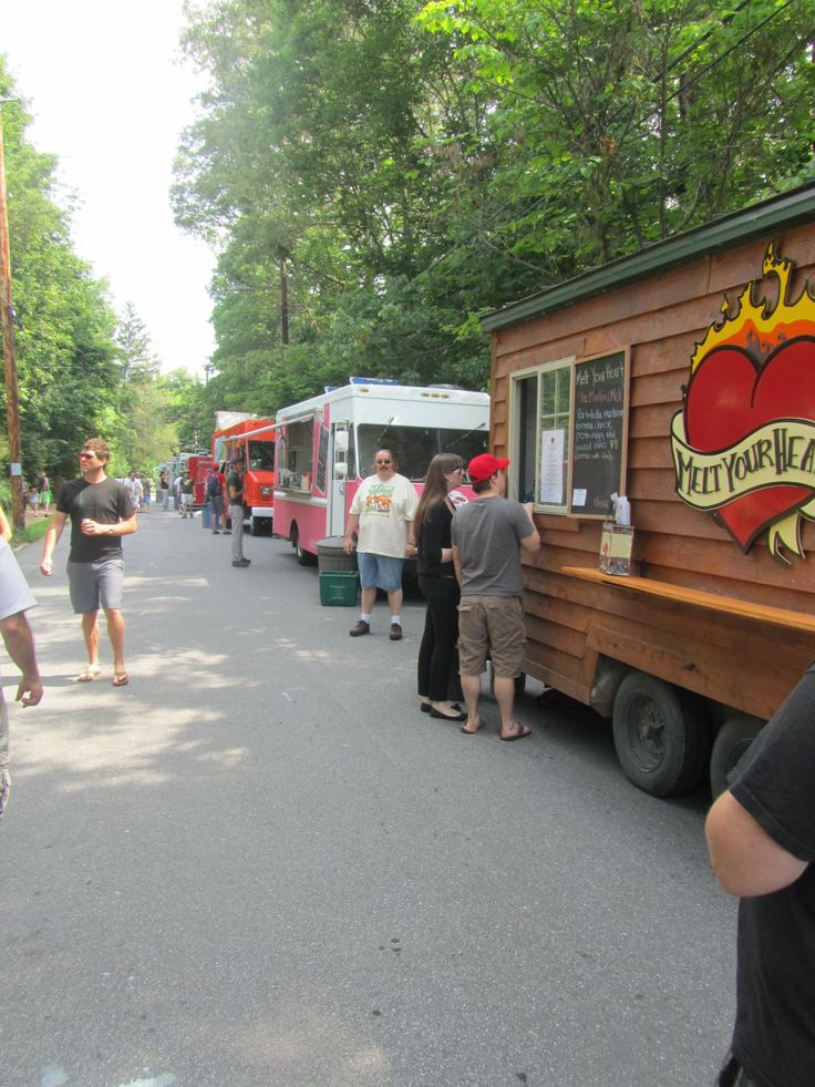 Melt Your Heart Food Truck Asheville Nc