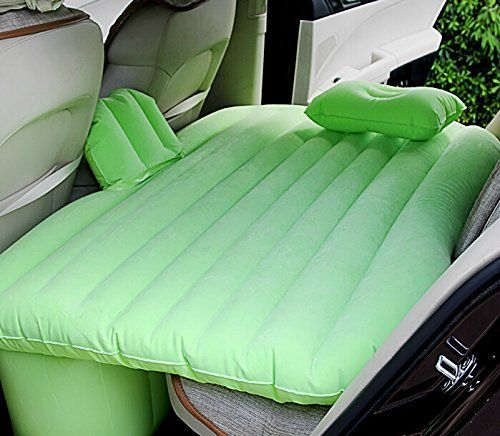 Portable Inflatable Air Bed Travel Camping Blow Up Car