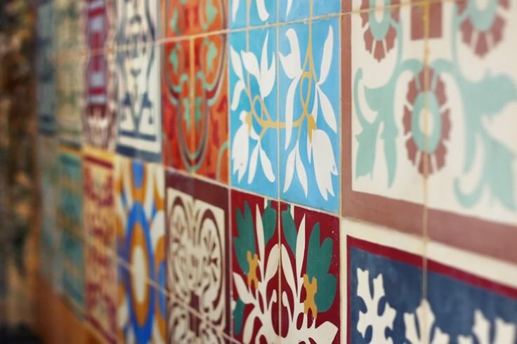 Tegel cap Kunci, The original time honored cement tile producer since 1929 in #Yogyakarta.
