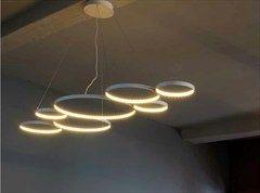 Lampada a sospensione a LED a luce diretta e indiretta ULTRA8 - Le Deun Luminaires