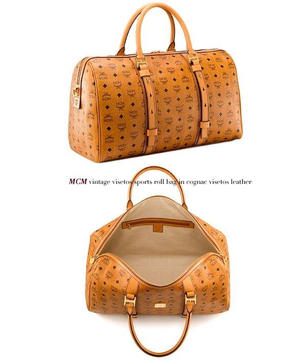 Mcm Holdall Worldwide Mcmworldwide Handbag Handbags Leathergoods Pinterest Bagcm