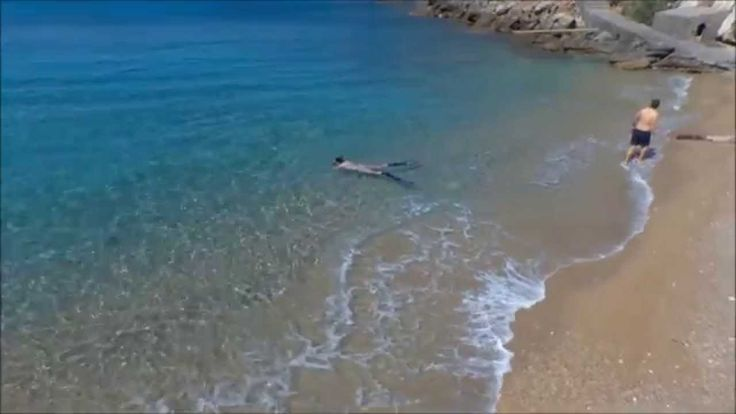 Vroulidia beach Chios - Παραλία Βρουλίδια Χίος