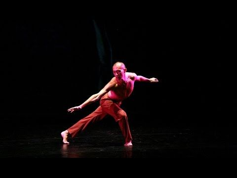 "Hyuk Kwon,  ""Jigu Dance Theater"" (South Korea)  Title: ""Nobody looked at me""  1st Prize in Contemporary Dance Professional men soloists  http://Indancecom.webs.com"
