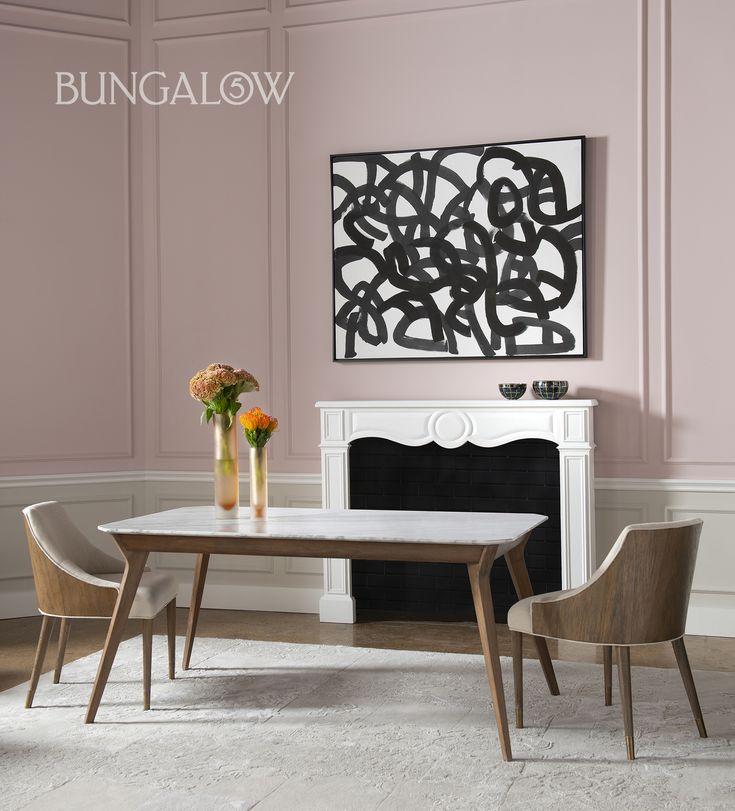 Romantic Dining Spaces from Bungalow 5