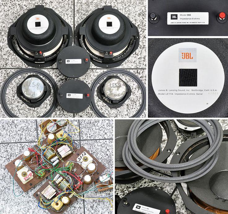 InJapan.ru — JBL 4313WX Western + покрытие из серебра провод tune 1 пара хороший товар — просмотр лота