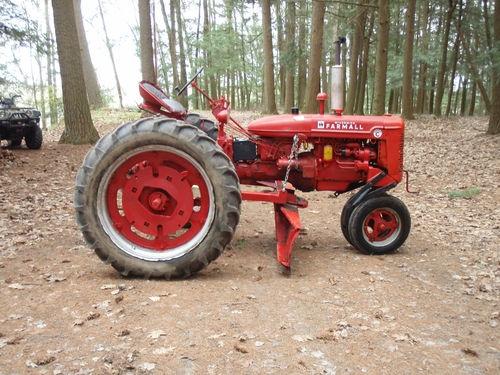 80 Best Ih Super C Images On Pinterest Antique Tractors